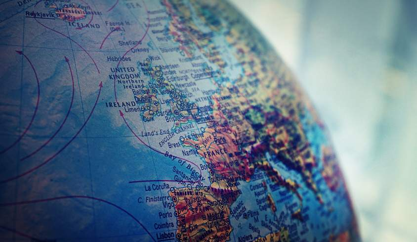 Shallow focus photo of world globe 1098515