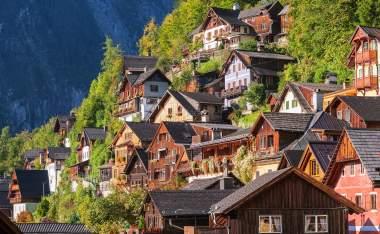 Hallstatt-Salzkammergut-Austria