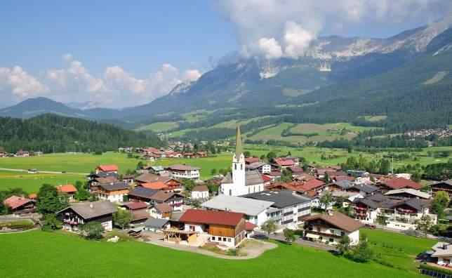 Kitzbuehel-austria