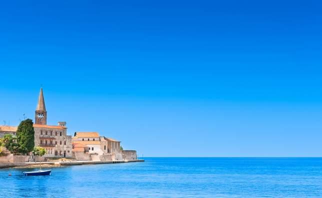 Porec-old-town-in-Croatia-Adriatic-coast
