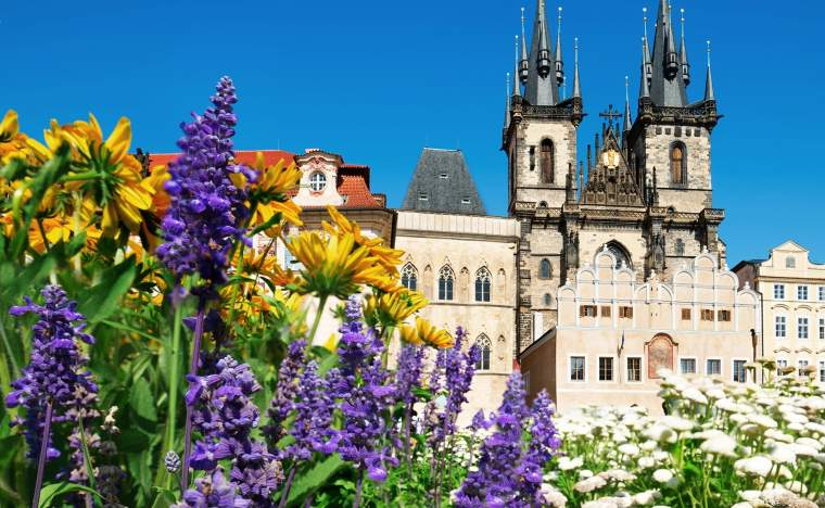 Church-in-Prague