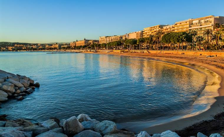 Cannes-bay-in-alpes-maritimes-french-riviera-France