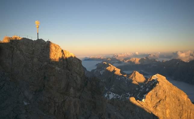 Zugspitze-summit-III
