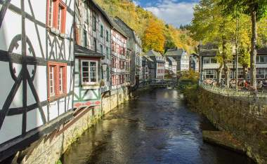 Monschau-Eifel-as-Old-Town-in-the-autumn