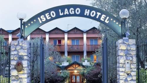 Iseolago-entrance