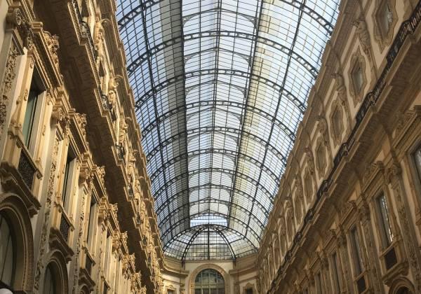 Galleria Vittoria Emmanuella Milan