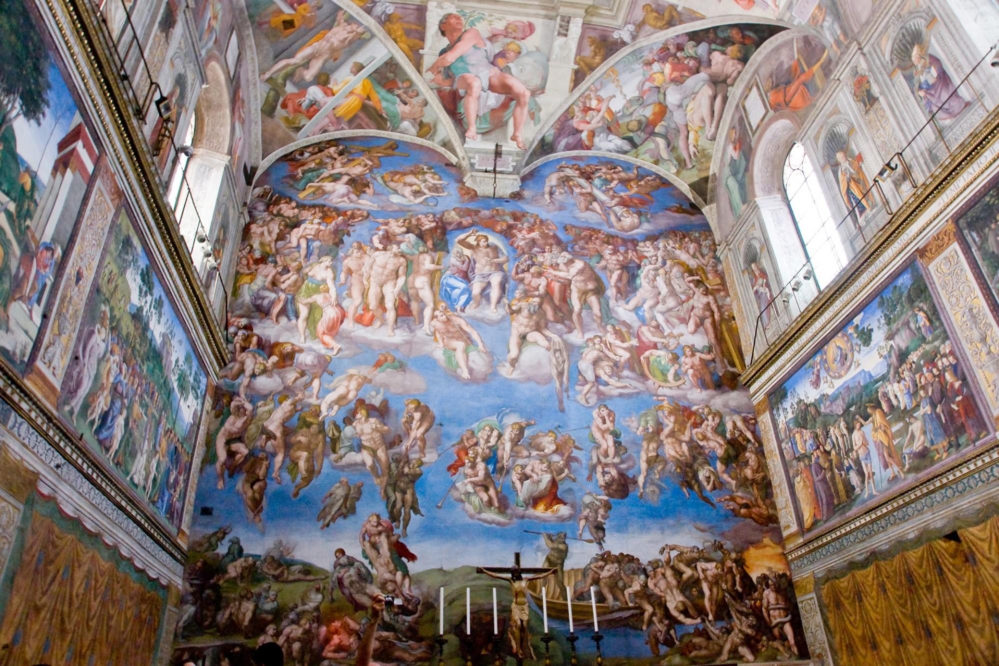 Sistine-Chapel_shutterstock_83706781_byggarn.se