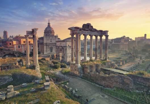 The-Forum-in-Rome_shutterstock_351471179_Rudy-Balasko