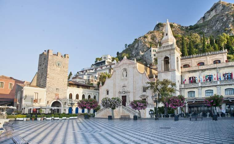 Taormina-Sicily-in-morning