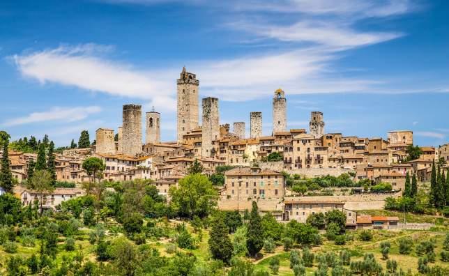 San-Gimignano-Tuscany-Italy