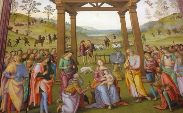 Umbria-fresco