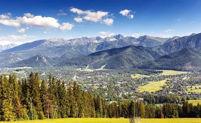City-of-Zakopane-and-Tatras-seen-from-the-top-of-Gubalowka-shutterstock