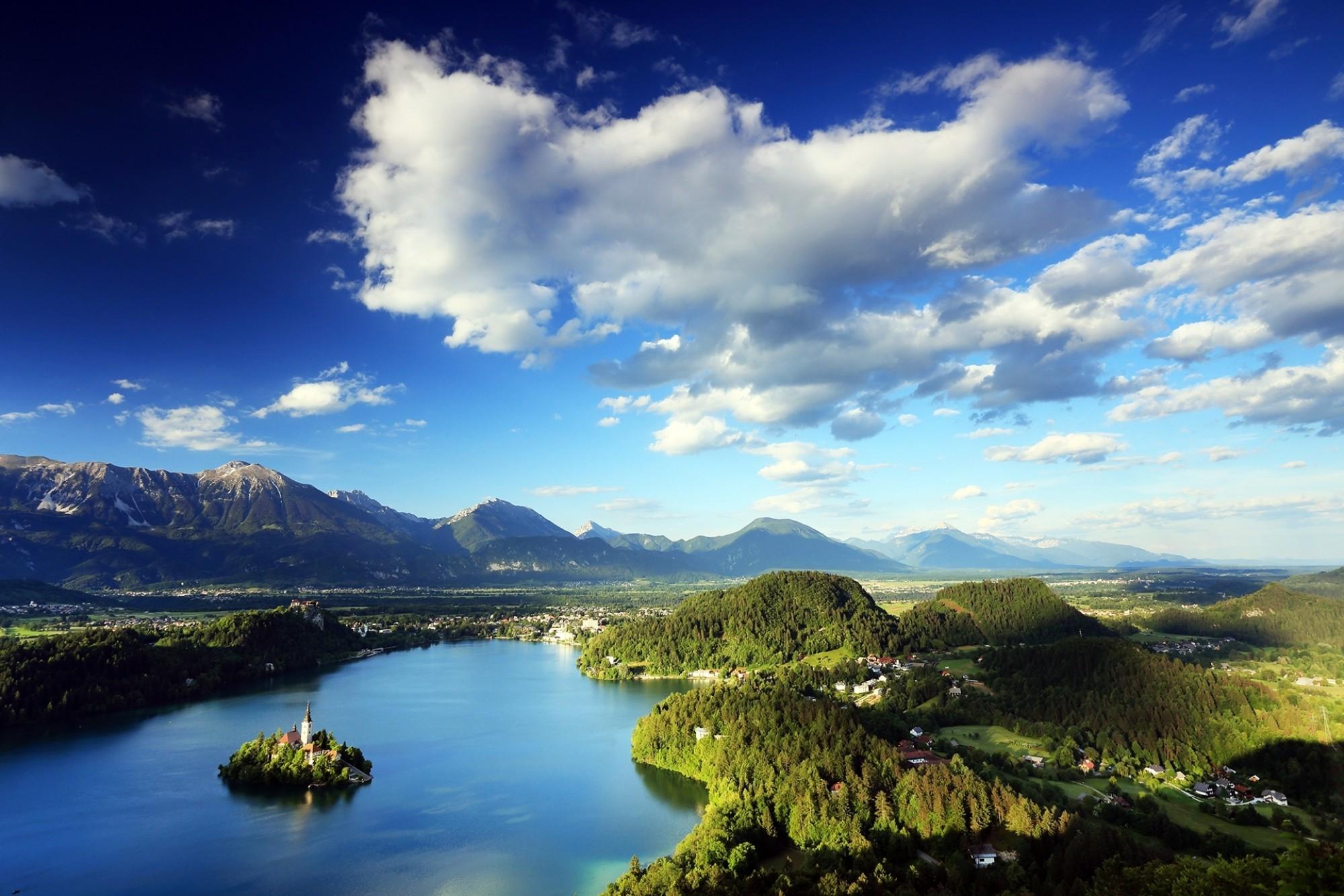 Bled-Lake-Slovenia-Europe