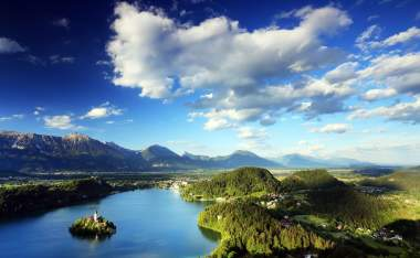 Bled-Lake-Slovenia-Europe