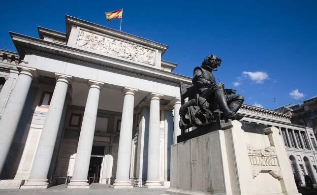 Prado Museum Madrid Destino Cultura Turismo y Negocio