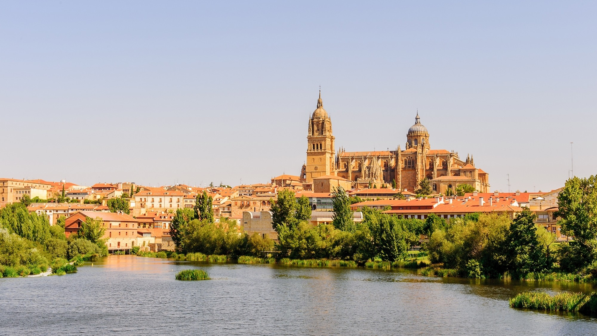 Old City of Salamanca UNESCO World Heritage Spain