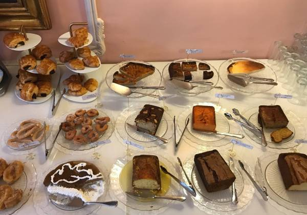 Breakfast-cakes