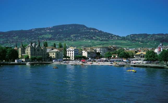 Vevey Swiss Image