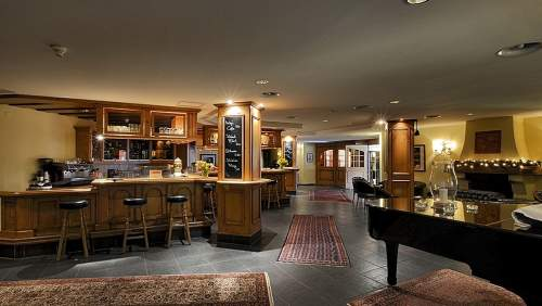 Klosters Parkhotel_Piano Bar