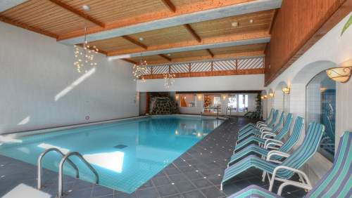 Klosters Parkhotel_Pool area