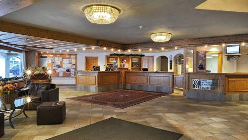 Klosters Parkhotel_Reception