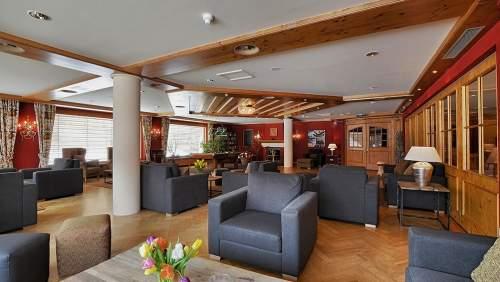 Klosters Parkhotel_Salon