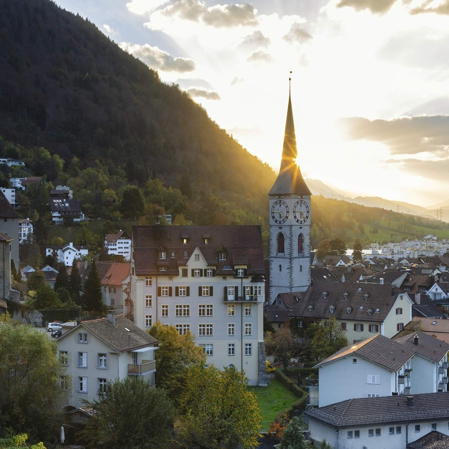 Stc8385 Chur Switzerland Tourism By Line swiss image ch Andreas Gerth