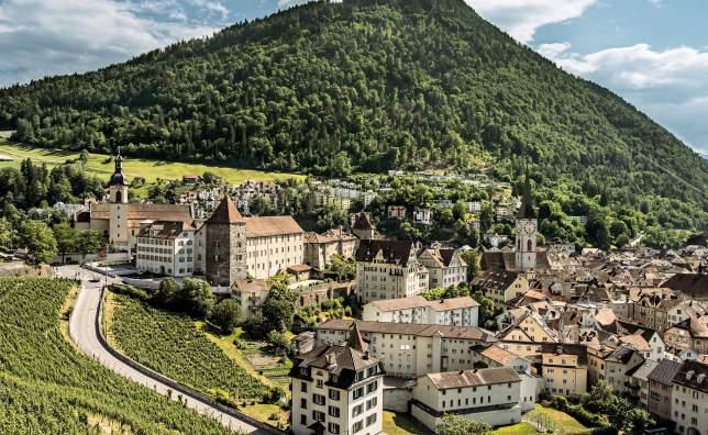 Stc8539 Chur Switzerland Tourism By Line swiss image ch Markus Buehler Rasom