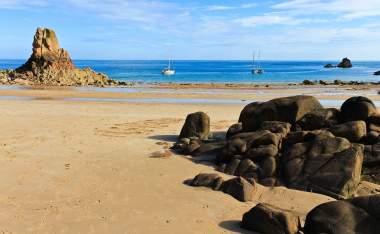 Beautiful-Beauport-Beach-Jersey-Channel-Islands-UK