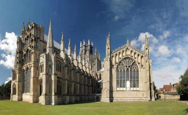 Ely-cathedral-England