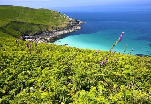 Coast-around-St-Ives-Cornwall-England