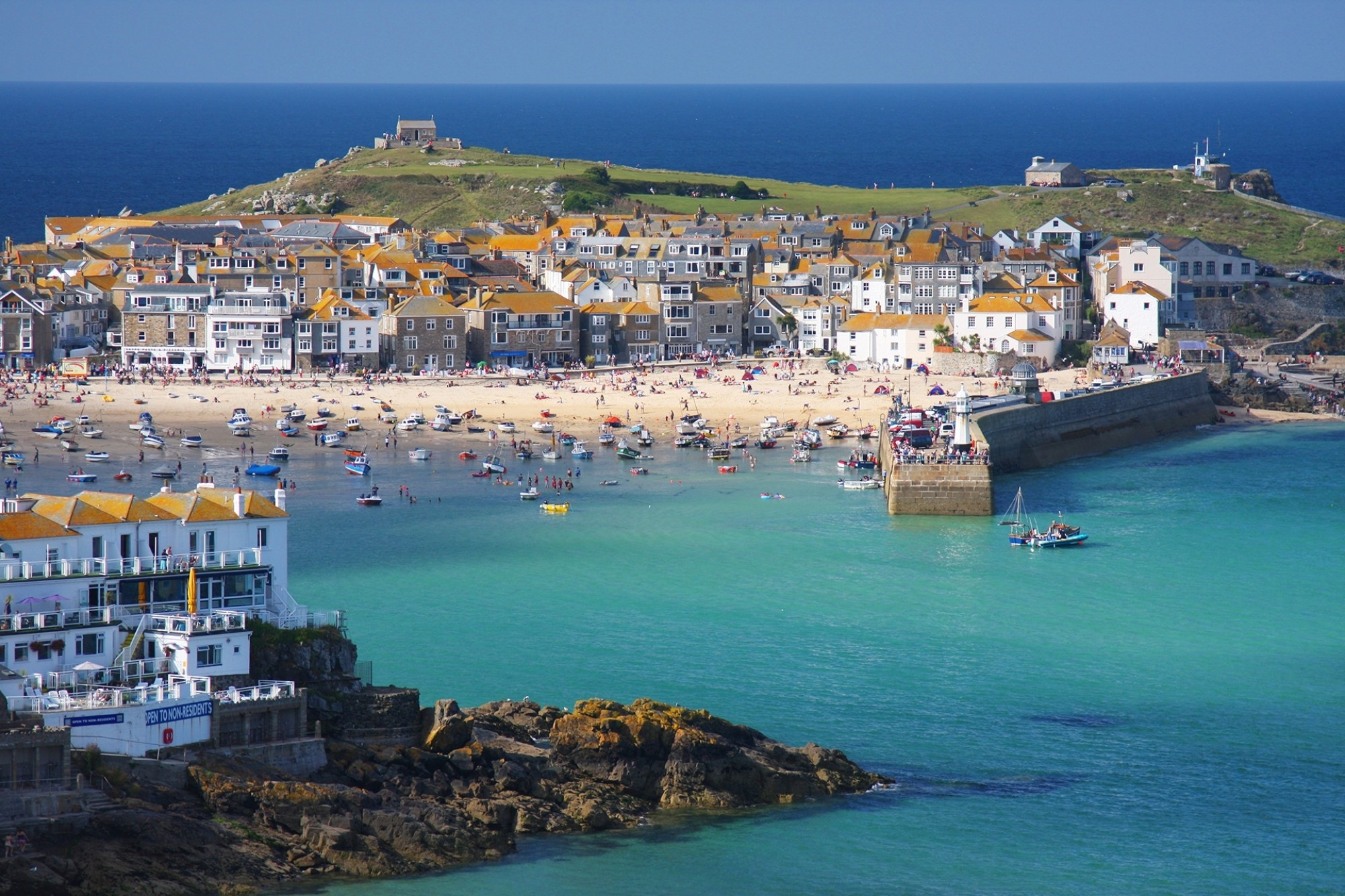 The-seaside-village-of-St.-Ives-in-Cornwall