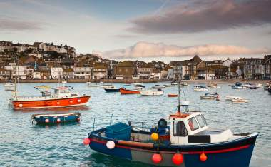 Sunrise-at-St-Ives-in-Cornwall