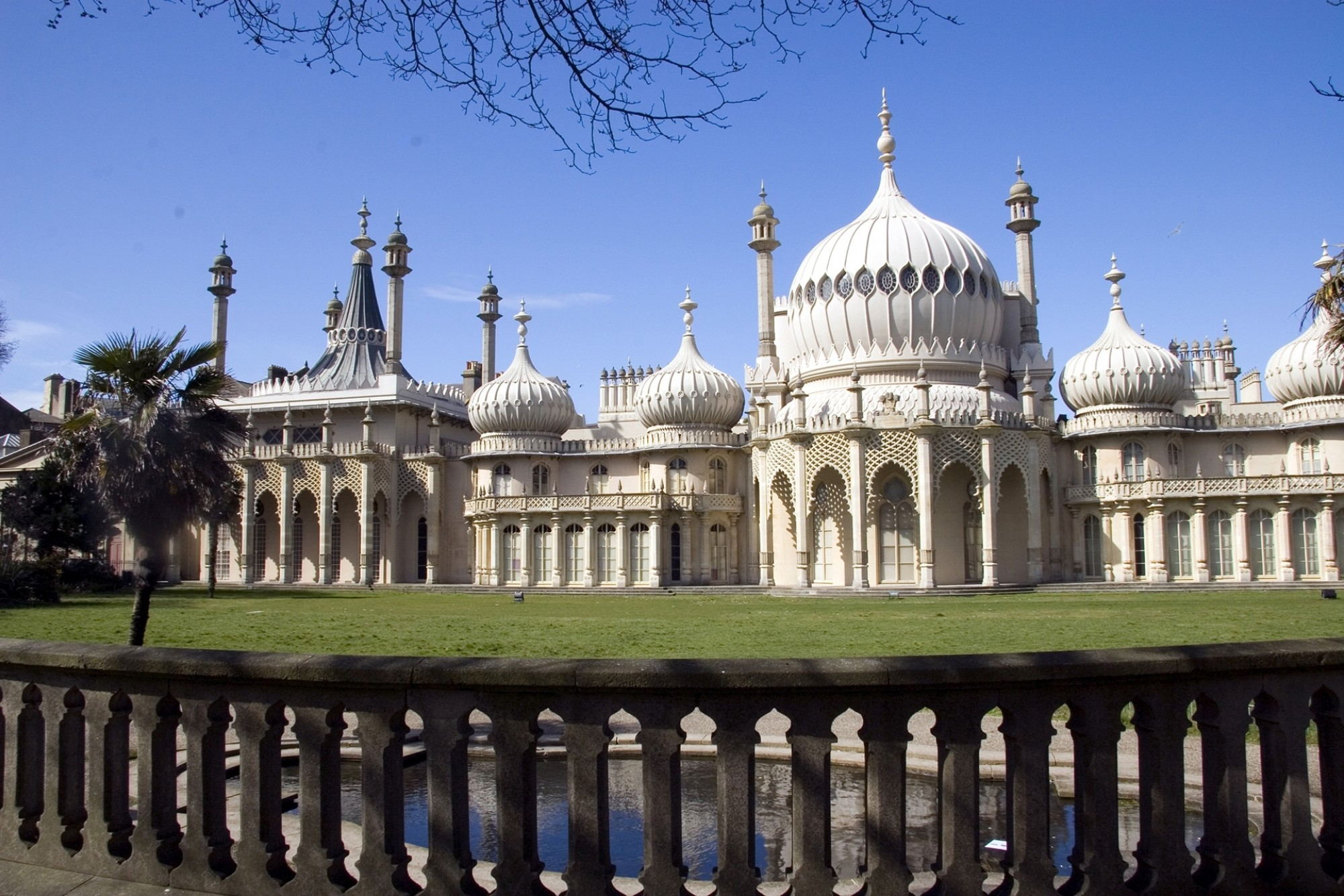 VE12069-Brighton-Royal-Pavillion- Visit England-Visit Brighton