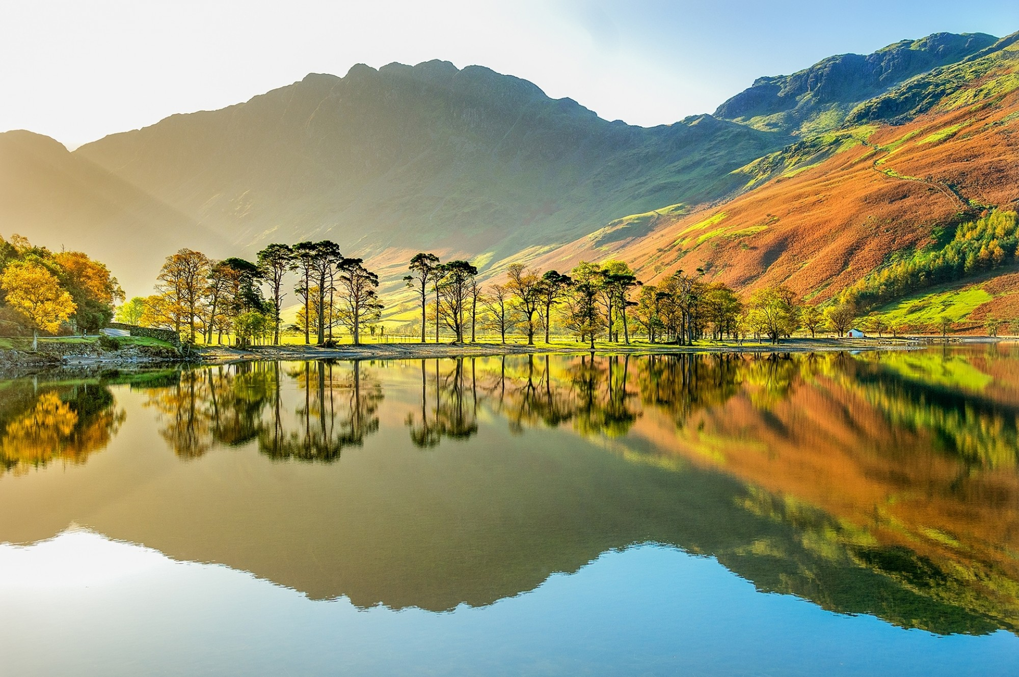 Buttermere-early-morning-walk-lake-district