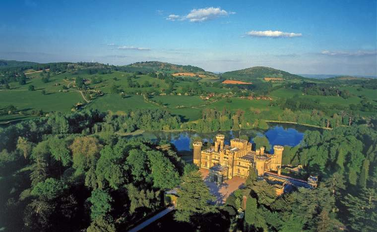 Eastnor Castle Eastnor Castle