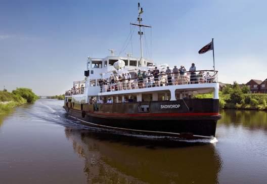 Manchester Ship Canal Marketing Manchester