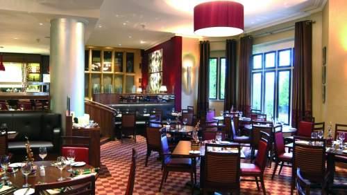 Dunston Hall Hotel-restaurant