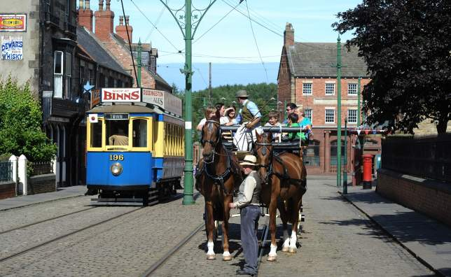 1 Beamish The Town 2