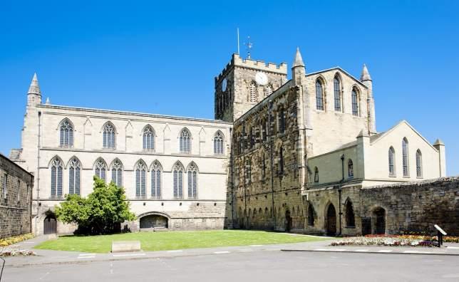 Hexham Abbey 12863057 123 RF