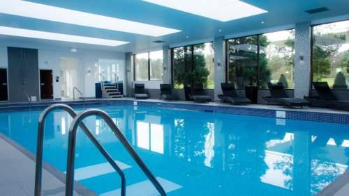 HI Newcastle Gosforth Park pool