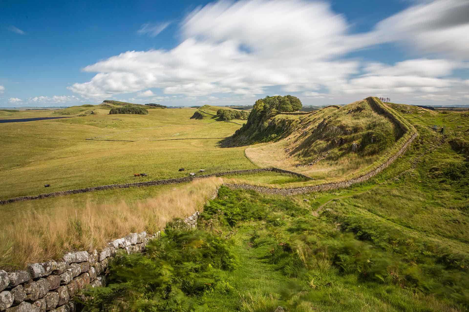 VE25457-Hadrians-Wall-Northumberland- -Visit England-Thomas-Heaton