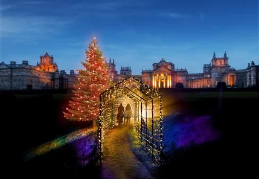 Christmas20at20 Blenheim20 Lights20 Trail