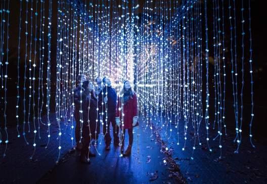 Christmas hanginglights