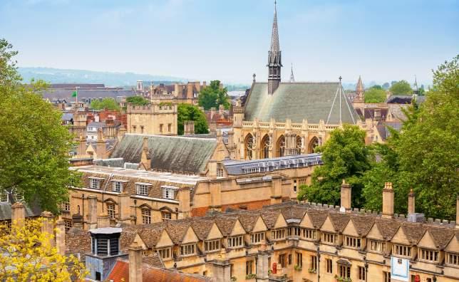 Oxford Oxfordshire England