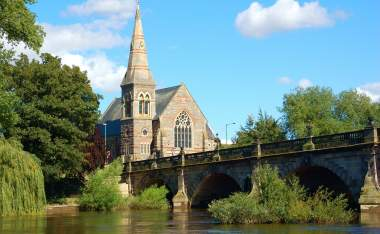 Shrewsbury-Church