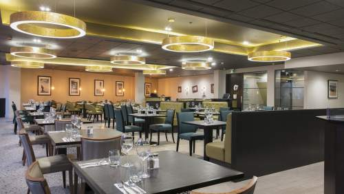 Crowne Plaza Harrogate restaurant
