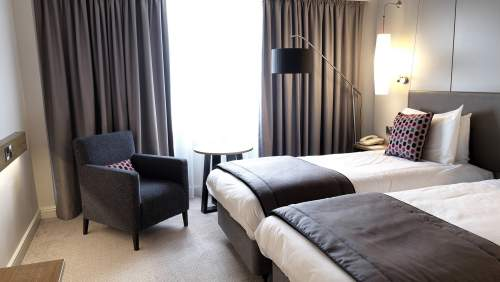 Crowne Plaza Harrogate twin 2