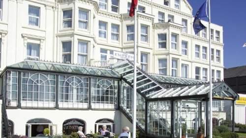 The Empress Hotel exterior