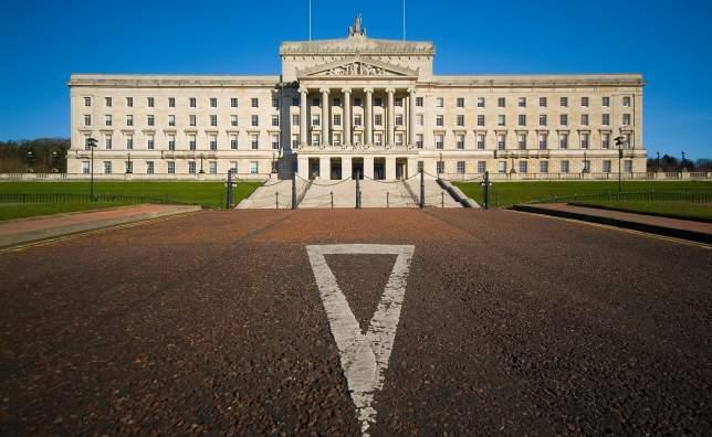 Stormont Parliament Buildings Tourism Ireland